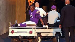 Teddy Bridgewater Tears ACL, Leg Reportedly