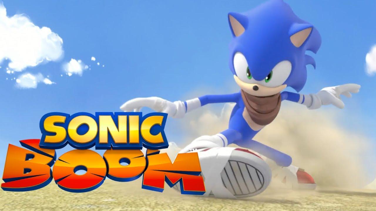 Sonic Boom I Crise do Vilão de Meia-Idade | Episódio 15 | Dublado português