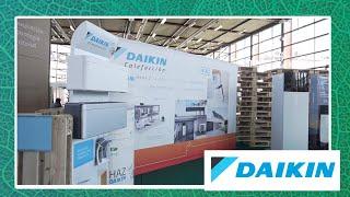 Climatización sostenible con aerotermia Daikin Altherma 3 en Berdeago