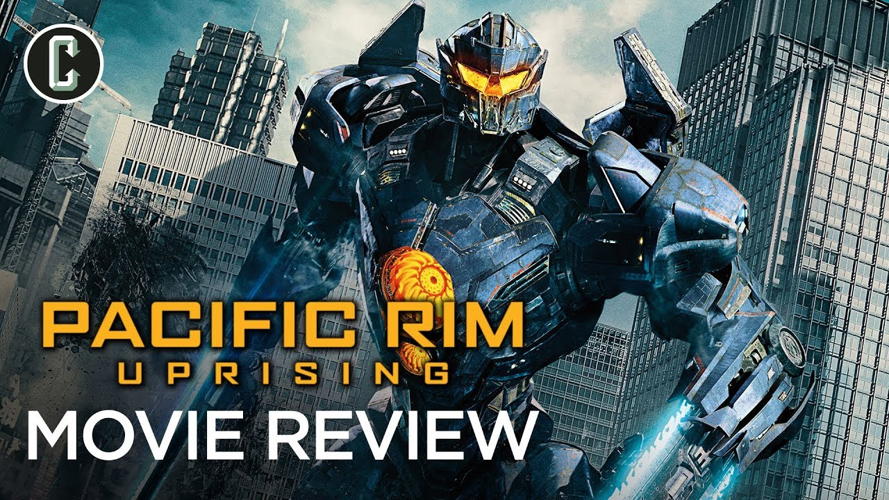 Film Review: 'Pacific Rim Uprising'