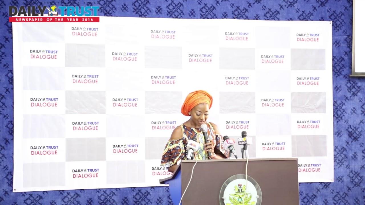 #TrustDialogue : 'Logic of Nigeria political class now self service' –Kate  Henshaw