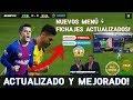 NUEVO! DESCARGA FIFA 18 PARA ANDROID NUEVO MENU + KITS Y FICHAJES 17-18 + NARRACIÓN EN ESPAÑOL!