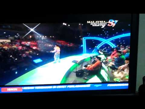 Lagu Raya 'Pulanglah' Versi Jamal Abdillah...Terbaikkkk!!