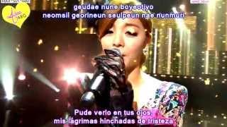 Ailee (에일리) ft. Baechigi (배치기) - Shower Of Tears (배치기) [SUB ESPAÑOL]