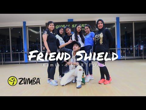 Kemis-3 & NXTFRDAY - Friend Shield  ZUMBA  FITNESS  At Balikpapan