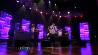 Nelly- Just A Dream (Ellen Show 2010)