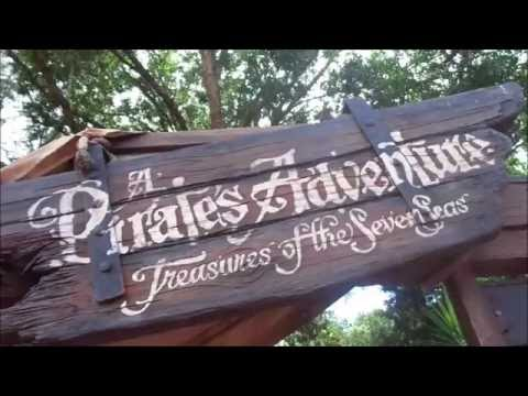 A Pirates Adventure: Treasures Of The Seven Seas @ Magic Kingdom