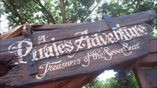 A Pirates Adventure: Treasures Of The Seven Seas @ Magic Kingdom