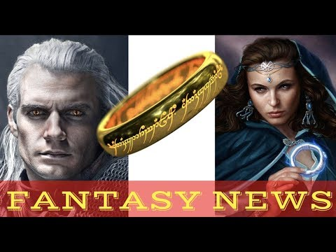 Wheel Of Time Writers' Room, LoTR Filming Location, Witcher Season 2 - FANTASY NEWS thumbnail