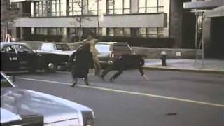 THREE THE HARD WAY crooked cops scene JIM KELLY 1974 action movie jim brown Fred Williamson