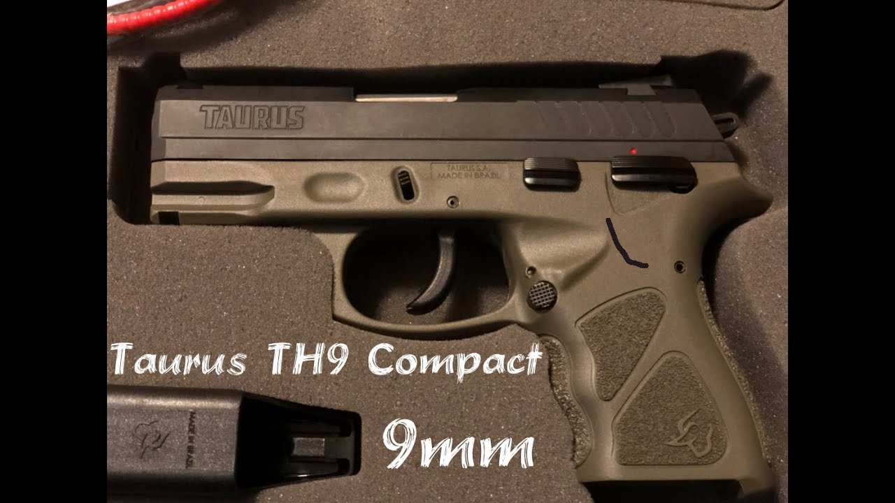 TAURUS TH9 COMPACT [UNBOXING]