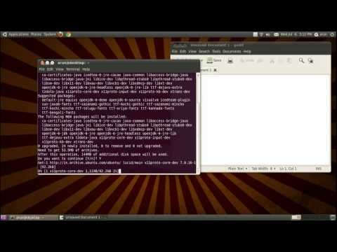 java-tutorial-1-setting-up-java-in-linux