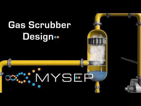 Gas Scrubber Design