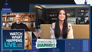Kyle Richards Ranks Former RHOBH 'Wives | WWHL