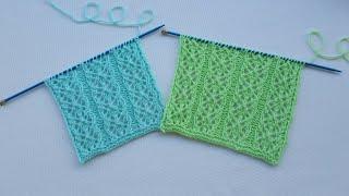 Bence Harika Bir Model Oldu / Knitting Design / Kolay Örgü Modelleri