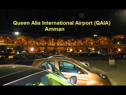 Queen Alia International