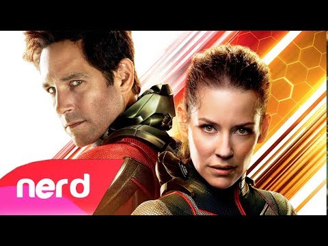 Ant-Man and the Wasp Song | Standing Tall | #NerdOut ft LeClumsyFox