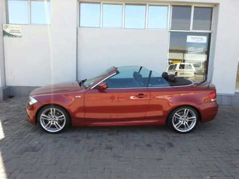 2010 Bmw 1 Series 125i Cabriolet Auto For On Trader South Africa