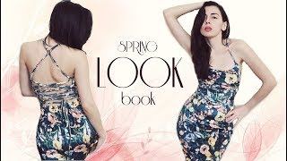 [ASMR] Lookbook 🌸 Ear To Ear Softly Spoken Try On Fashion Haul ~ Dress To Impress ft SHEIN
