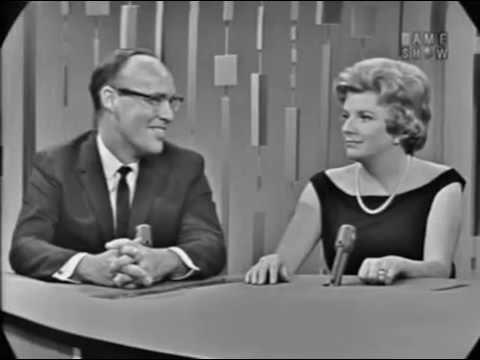 Password - Peggy Cass & Anthony Perkins
