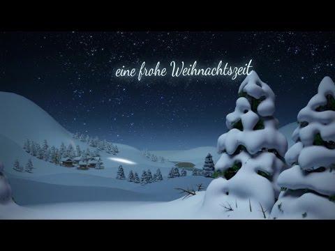 Weihnachtsintro Fr Die Weihnachtsvideos 2015 YouTube