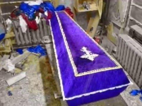Изготовление гроба