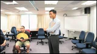 食環署總監陳耀強 我不需要向記者交代原因