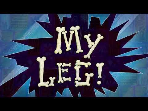 Spongebob: My Leg! (Music Only)