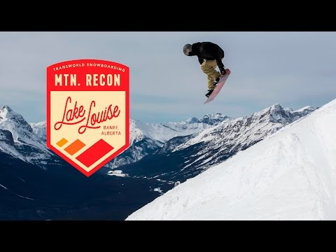 Lake Louise Ski Resort - Travel Alberta : Mountain Recon Ep. 3