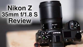 Nikon 35mm f/1.8 S Z Mount Lens. Long Term (1 year) Review!