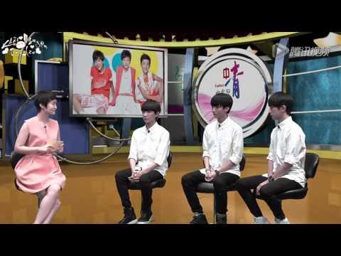 """[KNTL][Vietsub TFBOYS] Phỏng vấn """"Thanh niên Trung Quốc"""" - BÀN VỀ VẤN ĐỀ BẠO LỰC TRÊN INTERNET"""