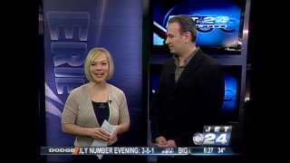 WJET-TV Coverage of Island Party Benefit For Erie Shriners Children