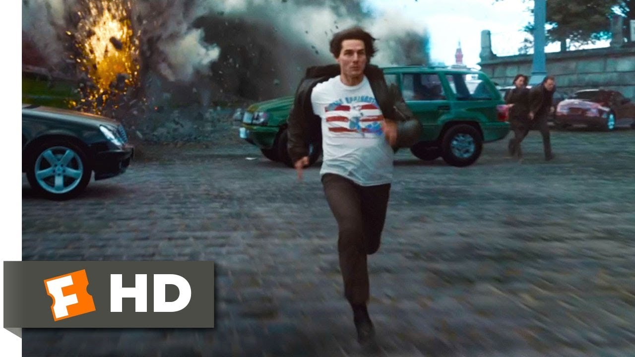 Download Mission: Impossible - Ghost Protocol (2011) - The Kremlin Explodes Scene (3/10)   Movieclips