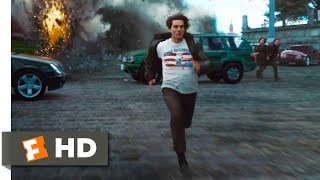 Mission: Impossible - Ghost Protocol (2011) - The Kremlin Explodes Scene (3/10) | Movieclips