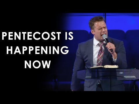 Pentecost is Happening Now – Josh Herring