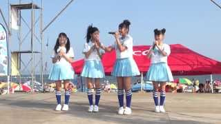 【KAGAJO☆4S 48】JUMP/ヤングウーマン/しらす@2013年08月15日 第1回江...
