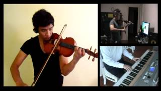 Hillsong - Still (Violin & Piano Cover)