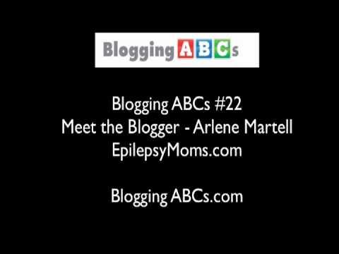 Meet the Blogger - Arlene Martell - EpilepsyMoms