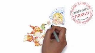 Как нарисовать снегурочку школьницу поэтапно простым карандашом за 23 секунды(Как нарисовать картинку поэтапно карандашом за короткий промежуток времени. Видео рассказывает о том,..., 2014-07-23T04:57:31.000Z)