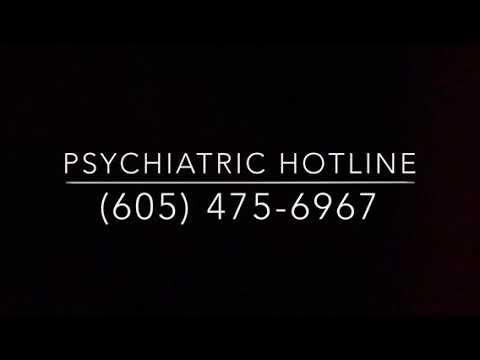 Psychiatric Hotline (Humor Hotlines)