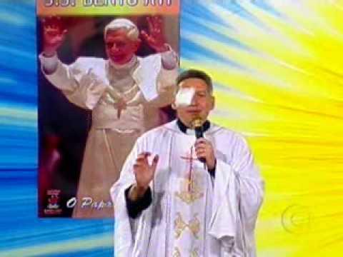 Padre MARCELO ROSSI e a revolta dos cachoros