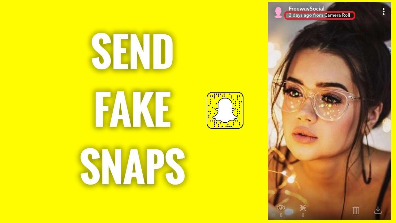 Snapchat Fake