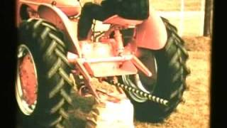 1950's Allis-Chalmers promotional film for WD-45 tractors thumbnail