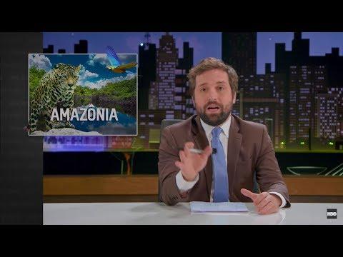 GREG NEWS com Gregório Duvivier | Amazonia