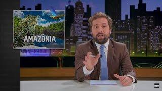 GREG NEWS com Gregório Duvivier | AMAZÔNIA