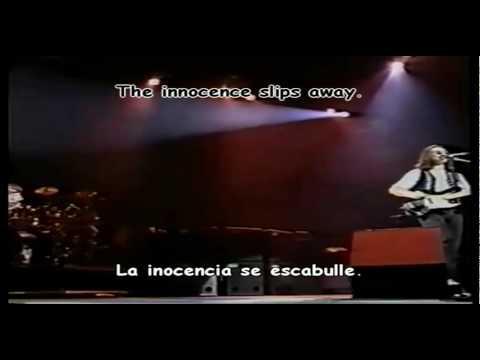 Rush - Time Stand Still subtitulado español e ingles