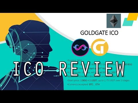 GOLDGATE LENDING ICO REVIEW