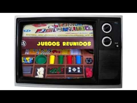 Juegos Reunidos Geyper Presentacion De Los Juegos Reunidos De