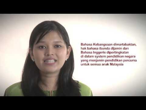 Nama Saya Dyana Sofya .. Saya Ahli DAP. - YouTube