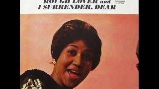 Aretha Franklin - I Surrender, Dear / Rough Lover - 7″ - 1962